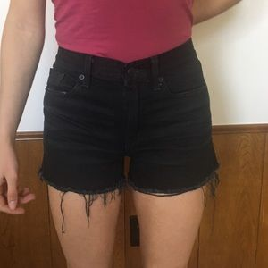 GAP Black Shorts