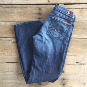 Host Pick 7 For All Mankind Bootcut Jeans