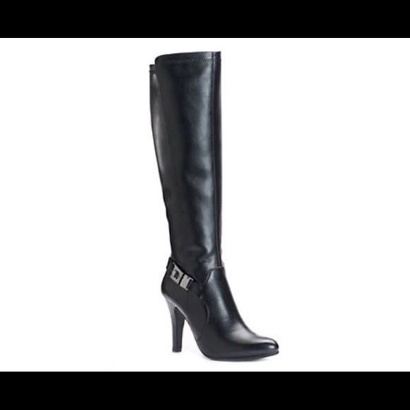 50% off Dana Buchman Shoes - NIB Dana Buchman Women's Knee- High ...