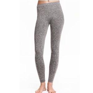Heather Gray Yoga Pants NWT