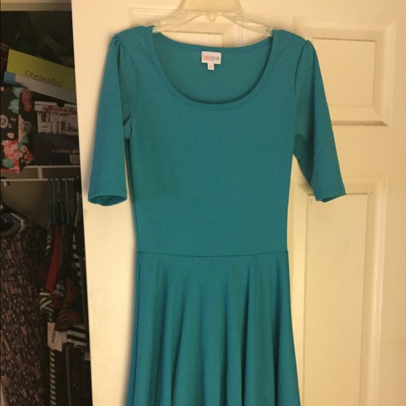 Dresses Clothing, Shoes & Accessories Nwt Lularoe Large S Nicole Swing Dress Wide Selection;