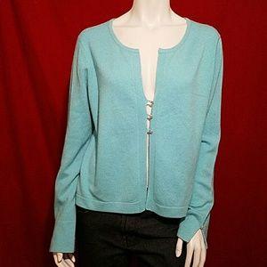 SALE SALE Soft Surroundings L Cardigan Sweater