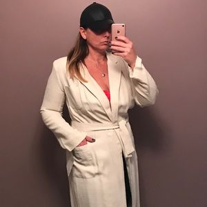 NWT VINTAGE David Benjamin 80's Coat