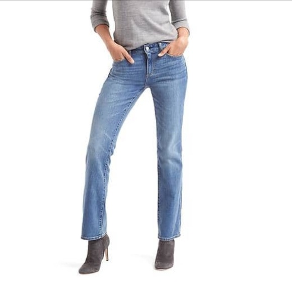 86% off GAP Denim - NWOT GAP Sexy Bootcut Jeans from Molly's ...