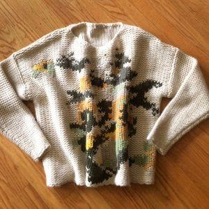 Mes Demoiselles Sweaters - 🎀 Mes Demoiselles PARIS Unique Sweater Size M/L!!