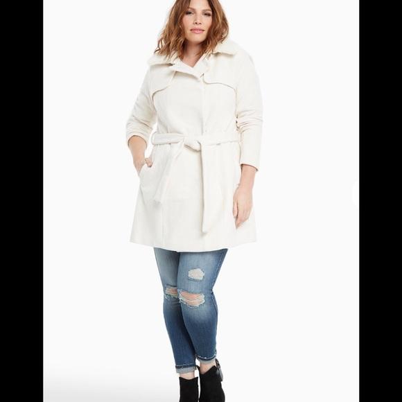 4211ab46f586e 🎉Host Pick🎉 Faux fur collar coat