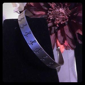 Jewelry - 🔴Reduced Love my Life Cuff