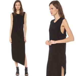 NWT Oak Tornado Black Jersey Dress