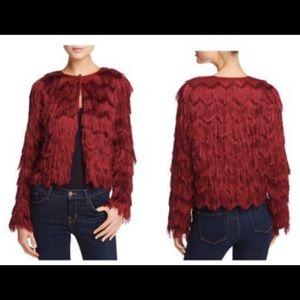 Tularosa Jackets & Blazers - Tularosa NWT Dresden fringe jacket sz SM ✨NEW✨
