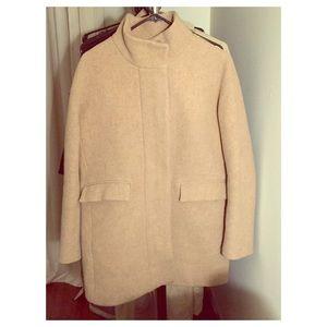 JCrew Stadium Cloth Coat size 4/6