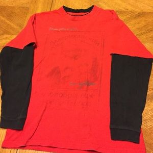 First Wave Other - First Wave long sleeve graphic tee