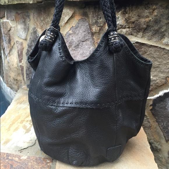 The Sak Bags   New Black Leather Tote Purse   Poshmark aa4d9b362f