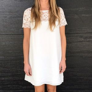 cupcakes and cashmere Dresses & Skirts - White lace dress