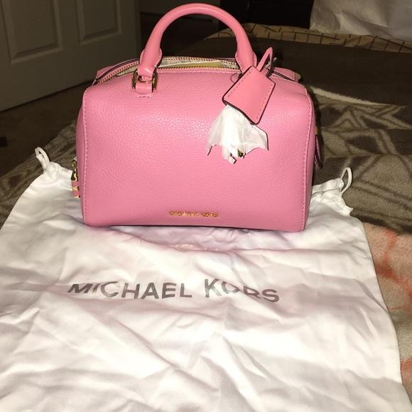 2992e562ed24 Michael Kors Bags   Kirby Xs Mini Satchel Crossbody   Poshmark