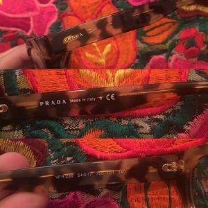 Prada Accessories - PRADA Eye Glasses
