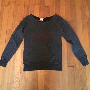 Alternative Tops - Wideneck Indiana Sweatshirt