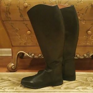 Ovation Shoes - English Style Riding Boots