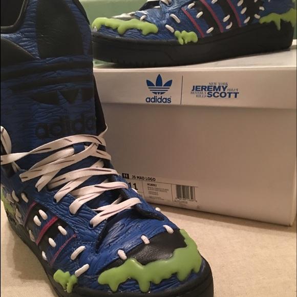 Jeremy Scott x Adidas Shoes  b77c01cfd03c