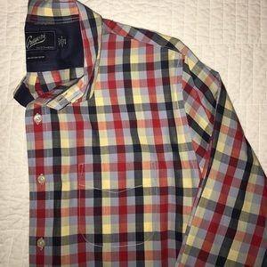 Grayers Other - NWOT ✨ Greyers Men's Multi Plaid Shirt NWOT