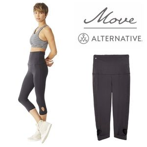Alternative Pants - NEW!  Move by Alternative pull up stretch crops
