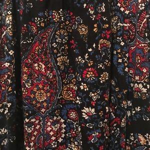 Lucky Brand Dresses - ‼️FLASH SALE‼️Lucky Brand Patterned Maxi Dress