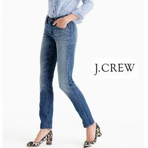 J. Crew Denim - 💕NWT💕 J.CREW MATCHSTICK BOOT CUT JEANS