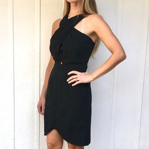 Black Verve dress