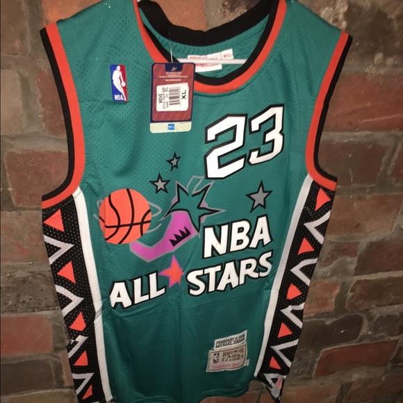 cdcbda127173 Michael Jordan All Star Jersey