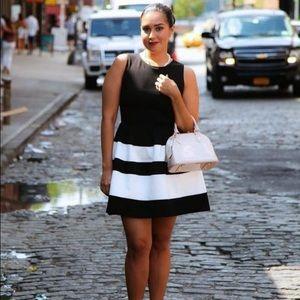 Bar III Dresses & Skirts - FINAL! Bar III Black and White Dress