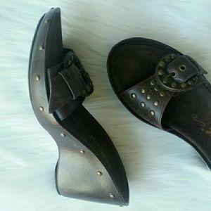 Make An Offer! MATISSE Slip-on Wedge Sandals