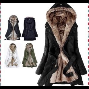 European Culture Jackets & Coats - Women's Warm Jackets