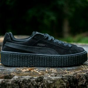 Shoes - Puma Fenty creepers