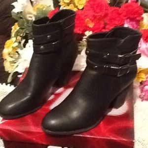 Shoes - ADORABLE RAVENY -1  BOOTIE BRAND 👜NWOT
