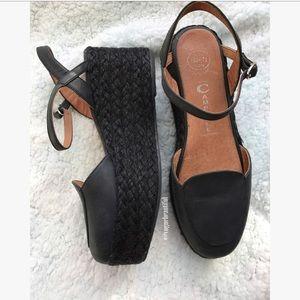 Jeffrey Campbell Shoes - Jeffrey Campbell Black Platforms