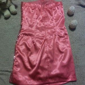 Speechless Dresses - 🚨Cute Strapless Mini Dress