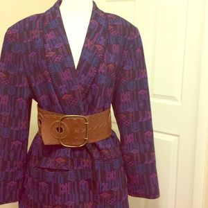 Pendleton Jackets & Blazers - •💐FINAL SALE!💐{Pendleton} Blanket Coat!•