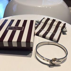 HENRI BENDEL Buckle-up Baby Bangle Bracelet