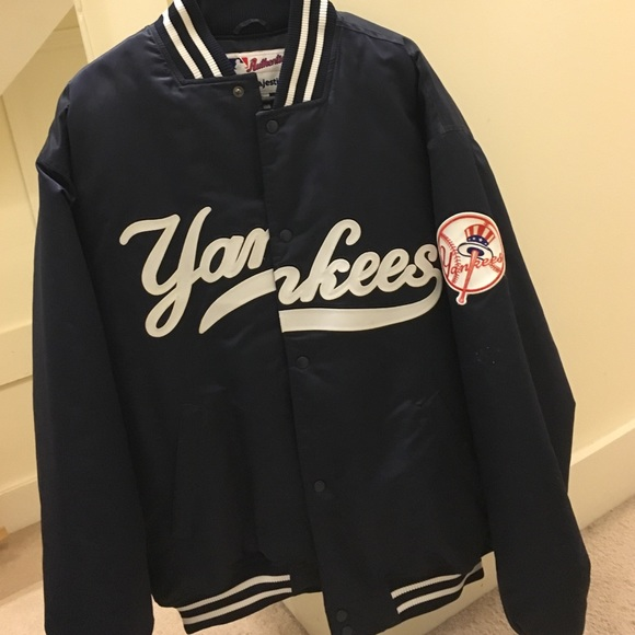 Majestic Other - Majestic Yankees jacket 7c5f5f92503e