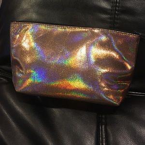 Beautiful sparkly makeup bag