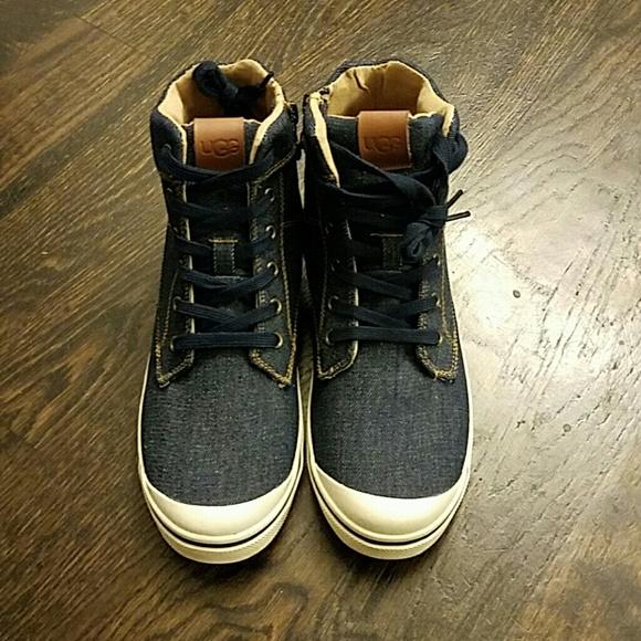 UGG Shoes | Bnib Denim Sneakers | Poshmark