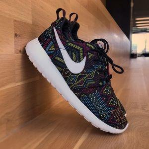 Nike Roshe One Jacquard Black History Month