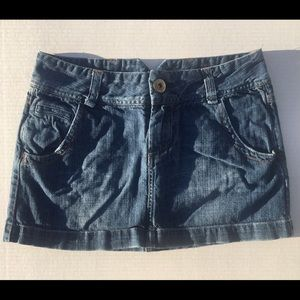 American Eagle Outfitters Dresses & Skirts - American Eagle Jean Skirt