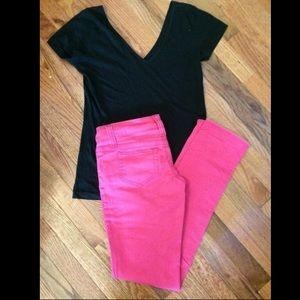 Hydraulic Denim - Pink hydraulic jeans