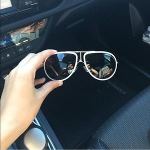 Carrera Accessories - Carrera White & Sunglasses