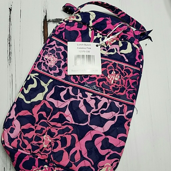 Vera Bradley Bags   Sale Lunch Bunch Or Baby Bottles Bag   Poshmark c96892a0ba