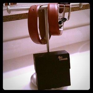 Allen Edmonds Other - *ALLEN EDMONDS* Calfskin Leather Belt