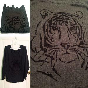 torrid Sweaters - EUC Tiger Sweatshirt