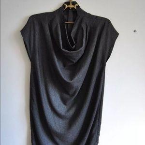 COS grey dress Small