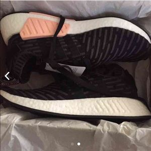 97c70c939 Adidas Shoes - NMD R2 PRIMEKNIT Utility Black   Core Black