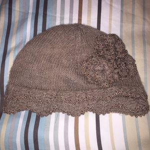 Knitted hat from Nordstrom